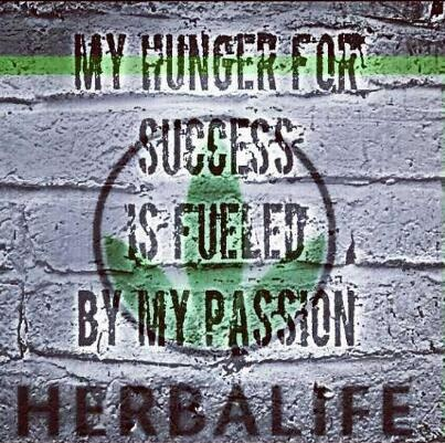 My HUNGER for SUCCESS....