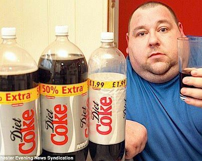 why diet coke makes you fat