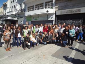 Team in Argentina