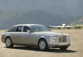 Rolls private jet