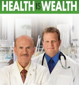 Ignarro and Dr. Andrew Myers health is wealth