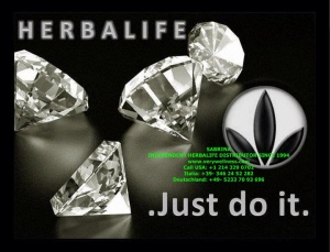 Herbalife- JUST DO IT!