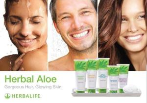NEW ALOE gorgeous hair, glowing skin
