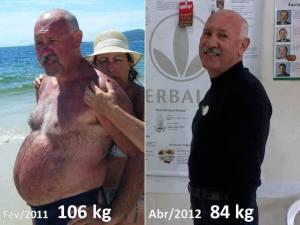 Testimonials, wie man mit herbalife Gewicht verliert
