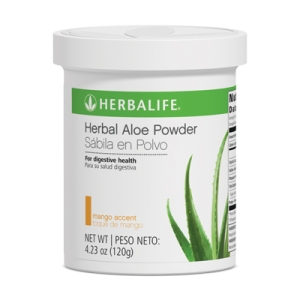 Herbal Aloe Powder Mango
