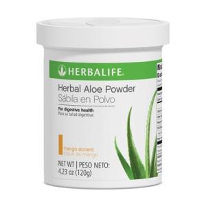 Herbal Aloe Powder Mango