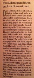 DEU Zeitungsbericht