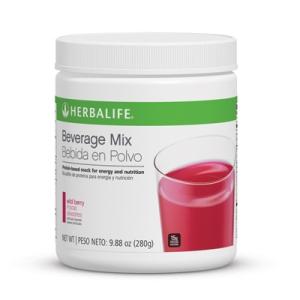 Wild Berry Protein Beverage Mix