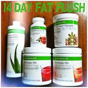 14 days Fat Flush