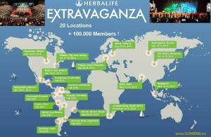 worldwide Extravaganzas 2014
