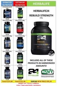 H24 Reb. Strength im Vergleich1