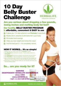 10 day belly booster a