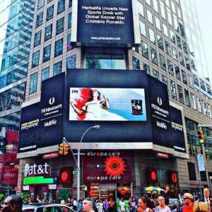 NY Times Square 01.10.15
