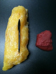 5 lbs of fat next to 5 lbs of muscle. Same weight... drastically different size. It's not always about weight, ladies